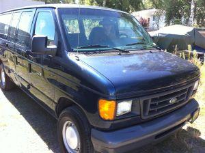 2003 Ford E150 Econoline Van